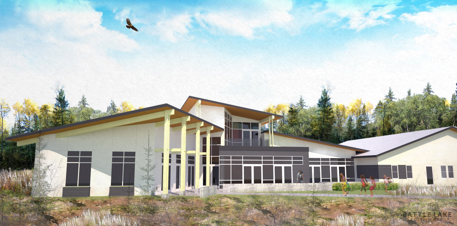 Medicine River Wildlife Centre (Proposed)